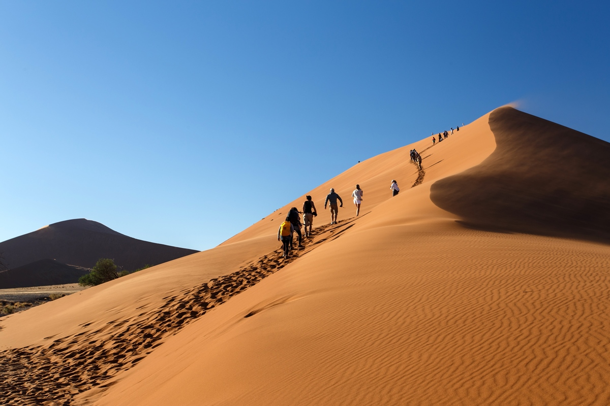 Namibia Camping Tour Cape Town To Windhoek Detour Africa