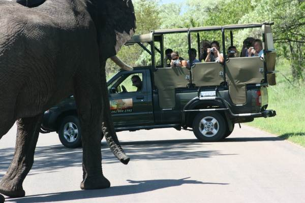 Nairobi to Johannesburg Overland Safari Tour