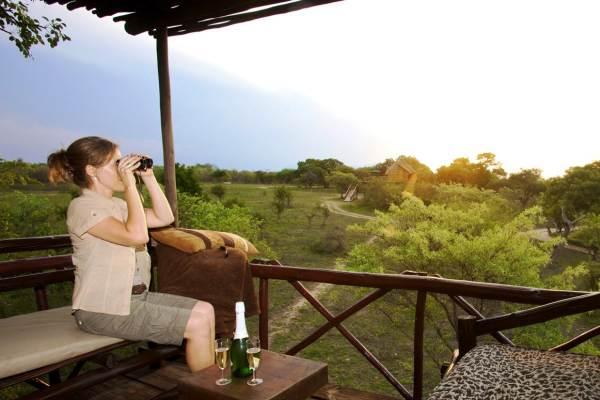 Kruger Park Luxury Tree House Safari - 5 Days