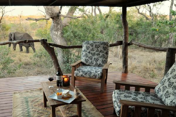 Sabi-Sands Luxury Lodge Safari