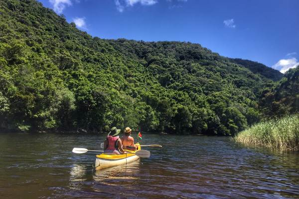 Garden Route Safari Tour
