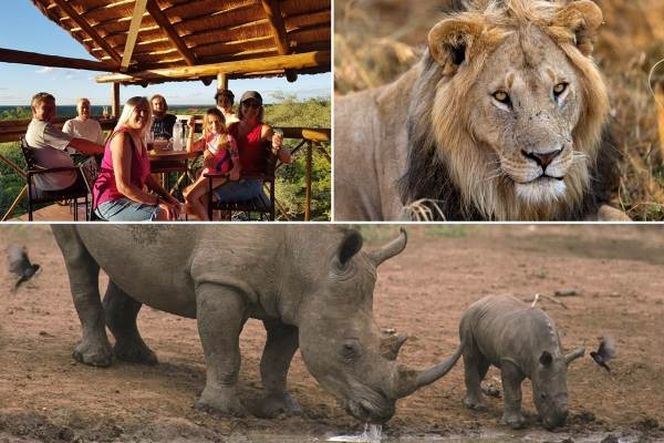 Kruger Park Lodge Safari Package