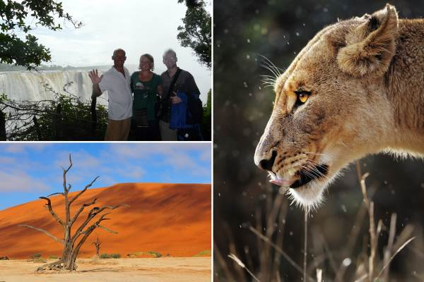 Cape Town, Victoria Falls & Kruger Tour - Lodge