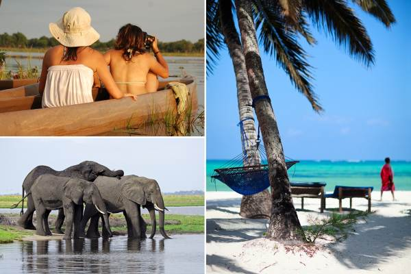36 Day Cape Town to Zanzibar Budget Camping Tour