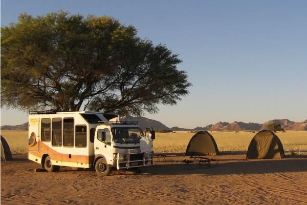 Namib Desert & Etosha Park - Namibia Budget Package