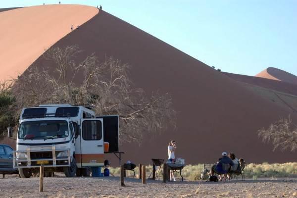Namibia Desert Adventure - Budget Tour