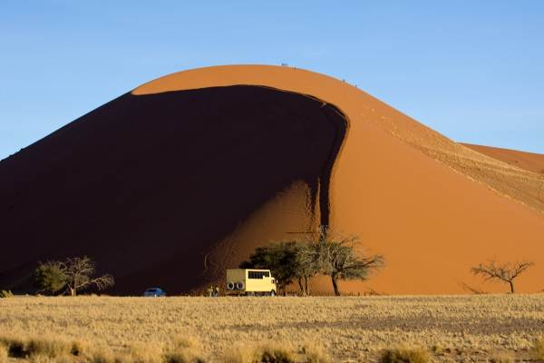 Cape Town to Namibia Desert Overland Tour
