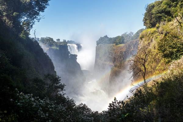 Victoria Falls to Nairobi Safari Tour - Accommodated