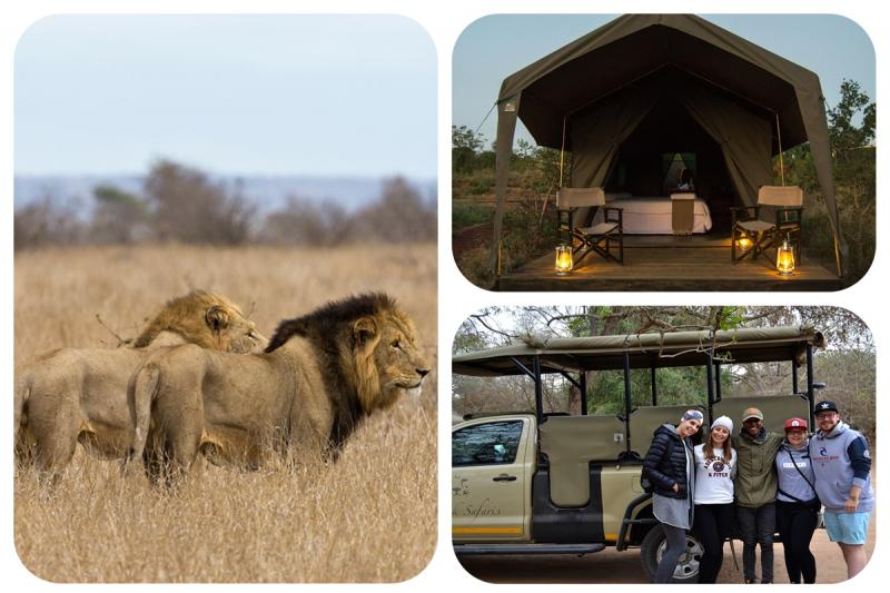 South Africa - Glamping in the Kruger